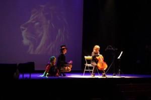 Elisa, Laetitia et Rigoletto