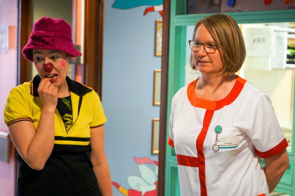 une formation professionnelle pour intervenir auprès des enfants hospistalisés est indispensable